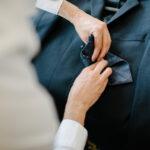 Bräutigam Anzug